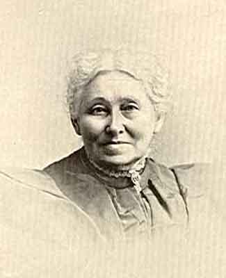 Annette Gorman Worthy Grand Matron 1894 - 1895