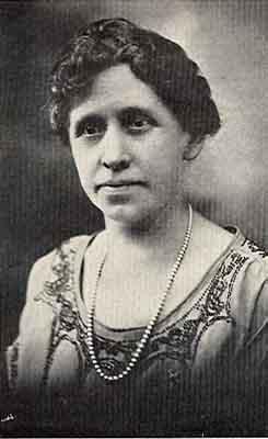Elizabeth Clark Worthy Grand Matron 1926 - 1927