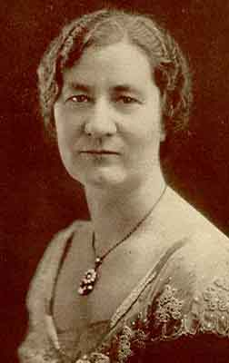 Cora M. Davenport Worthy Grand Matron 1931 - 1932