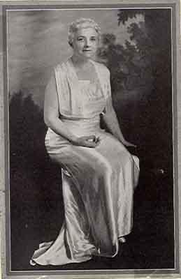 Daisy B. Henderson Worthy Grand Matron 1937 - 1938
