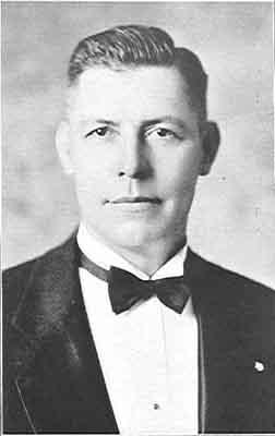 Earle S. Pedigo Worthy Grand Patron 1933 - 1934