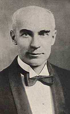 Dr. Frank H. Kramer Worthy Grand Patron 1935 - 1936