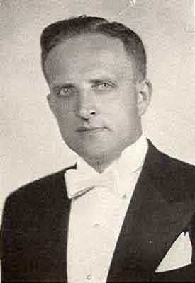 Alvin R. Isenbeg Worthy Grand Patron 1943 - 1944