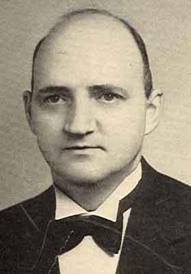 Earl V. Chamberlain Worthy Grand Patron 1945 - 1946