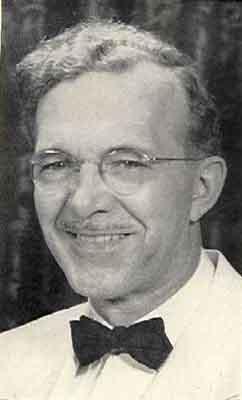 Henry E. Meyer Worthy Grand Patron 1954 - 1955