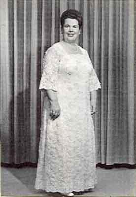 Mary E. Chase Worthy Grand Matron 1969 - 1970