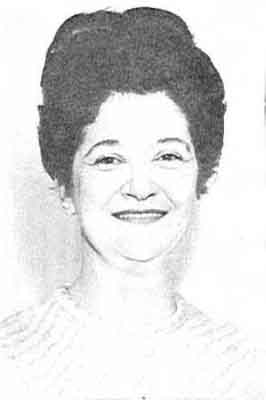Lois H. Summers Worthy Grand Matron 1970 - 1971